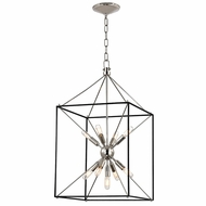 Hudson Valley 8916-PN Glendale Polished Nickel Finish 16.25  Wide Pendant Lamp