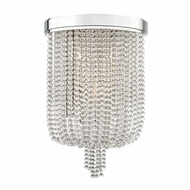 Hudson Valley 9000-PN Royalton Polished Nickel Lighting Wall Sconce