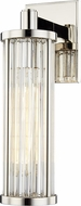 Hudson Valley 9121-PN Marley Contemporary Polished Nickel Wall Mounted Lamp