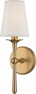Hudson Valley 9210-AGB Islip Aged Brass Lamp Sconce