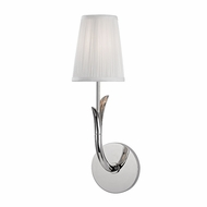 Hudson Valley 9401-PN Deering Polished Nickel Wall Mounted Lamp