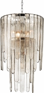Hudson Valley 9418-PN Fenwater Modern Polished Nickel Hanging Light Fixture