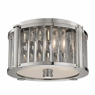 Hudson Valley 9513-PN Hartland Polished Nickel Ceiling Light