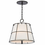 Hudson Valley 9816-OB Savona Old Bronze Finish 15.5  Wide Pendant Lighting Fixture