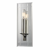 Hudson Valley 990-PN Austin Polished Nickel Finish 13.25  Tall Wall Lighting Sconce