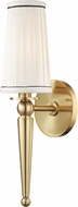 Hudson Valley 9941-AGB Cypress Modern Aged Brass Wall Sconce