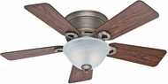 Hunter 51024 Conroy Rosewood / Dark Maple 42  Indoor Ceiling Fan