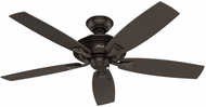 Hunter 53347 Rainsford Premier Bronze Exterior 52  Ceiling Fan