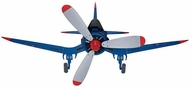 Hunter 59031 Fantasy Flyer Modern Gray 48  Ceiling Fan