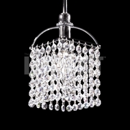 James Moder 40230S22 Silver Pendant Lighting