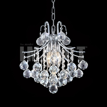 James moder 40313s22 cascade crystal silver mini hanging chandelier james moder 40313s22 cascade crystal silver mini hanging chandelier ceiling lighting aloadofball Image collections