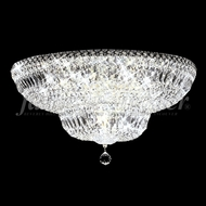 James Moder 92324S22 Prestige Crystal Silver Home Ceiling Lighting