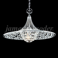James Moder 95964S22 Silver Ceiling Light Pendant