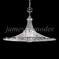 James Moder 95967S22 Silver Ceiling Pendant Light