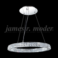 James Moder 96104S22 Silver Halogen Pendant Lighting