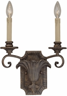 Craftmade 25522-BBZ Ferentino Burleson Bronze Wall Sconce