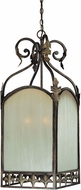 Craftmade 25736-BBZ Devereaux Burleson Bronze 19  Foyer Light Fixture