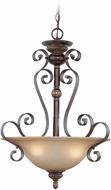 Craftmade 26523-CB Kingsley Century Bronze Pendant Lighting Fixture