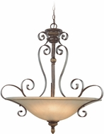 Craftmade 26544-CB Kingsley Century Bronze Hanging Pendant Lighting