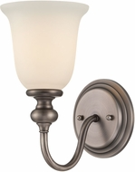 Craftmade 28501-AN Willow Park Antique Nickel Wall Sconce Lighting
