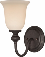 Craftmade 28501-GB Willow Park Gothic Bronze Wall Mounted Lamp
