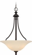 Craftmade 28543-GB Willow Park Gothic Bronze Hanging Light