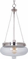 Craftmade 35041-PLN Yorktown Modern Polished Nickel Hanging Light Fixture