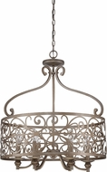 Craftmade 35836-AO Worthington Athenian Obol Foyer Lighting Fixture