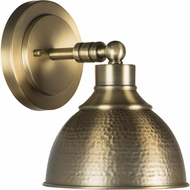 Craftmade 35901-LB Timarron Legacy Brass Lamp Sconce