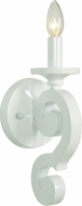 Craftmade 36961-GW Atelier Gloss White Wall Light Sconce