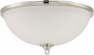 Craftmade 37483-PLN Laurent Polished Nickel Overhead Light Fixture