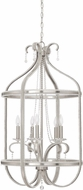 Craftmade 38535-BNK Andrianna Brushed Nickel 5-Light Foyer Lighting