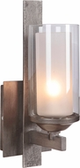 Craftmade 39301-NIVNI Mod Contemporary Natural Iron/Vintage Iron Halogen Lamp Sconce