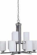 Craftmade 39729-CH Albany Chrome Chandelier Light