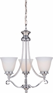 Craftmade 39823-CH Chelsea Chrome Mini Hanging Chandelier