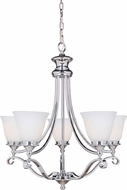 Craftmade 39825-CH Chelsea Chrome Chandelier Lighting