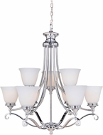 Craftmade 39829-CH Chelsea Chrome Chandelier Lamp