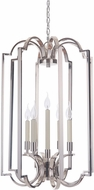 Craftmade 40435-PLN Crescent Polished Nickel Foyer Lighting