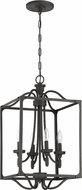 Craftmade 41434-ABZ Sophia Aged Bronze Brushed Foyer Lighting Fixture