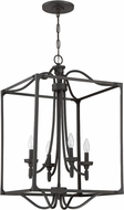 Craftmade 41435-ABZ Sophia Aged Bronze Brushed Foyer Lighting