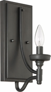 Craftmade 41461-ABZ Sophia Aged Bronze Brushed Wall Light Fixture