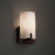 Justice Design CLD-5531 Century Clouds Wall Light Sconce
