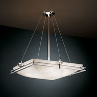 Justice Design CLD-8142 Clouds� 30  Tall Ceiling Light Fixture