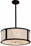 Justice Design CLD-9541 Tribeca Clouds Drum Lighting Pendant