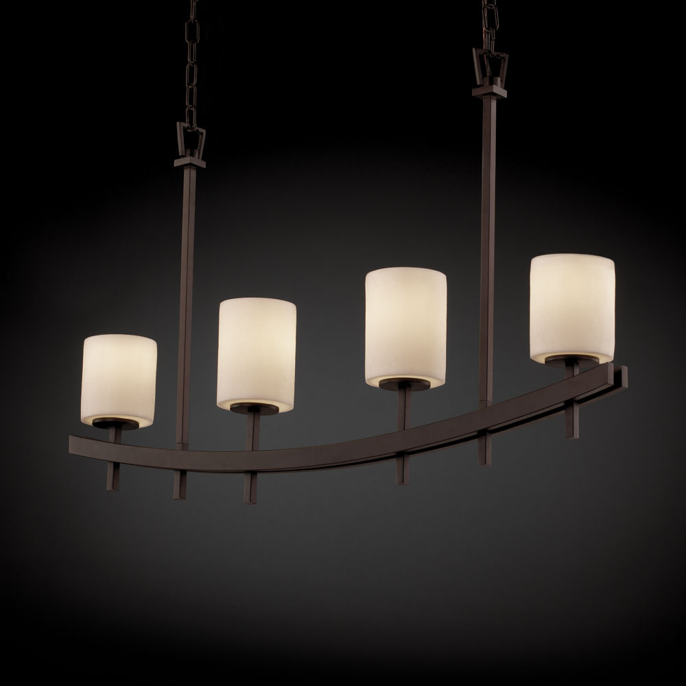 justice design cndl 8595 candlearia faux candle 4 quot wide kitchen lighting design tips diy