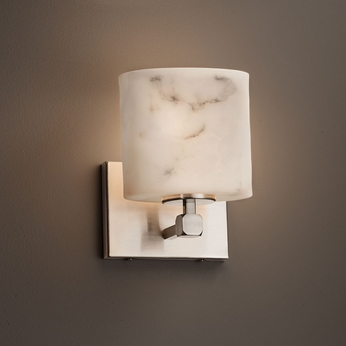 Justice Wall Sconces : Justice Design FAL-8427 Tetra LumenAria ADA Compliant Wall Light Sconce - JUS-FAL-8427
