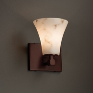 Justice Design FAL-8431 Regency LumenAria Wall Sconce Light