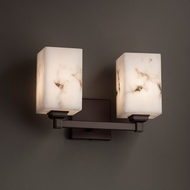 Justice Design FAL-8432 Regency LumenAria 2-Light Vanity Lighting