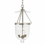 JVI Designs 1013 13 Inch Tall 3 Candle Lighting Pendant With Finish Options