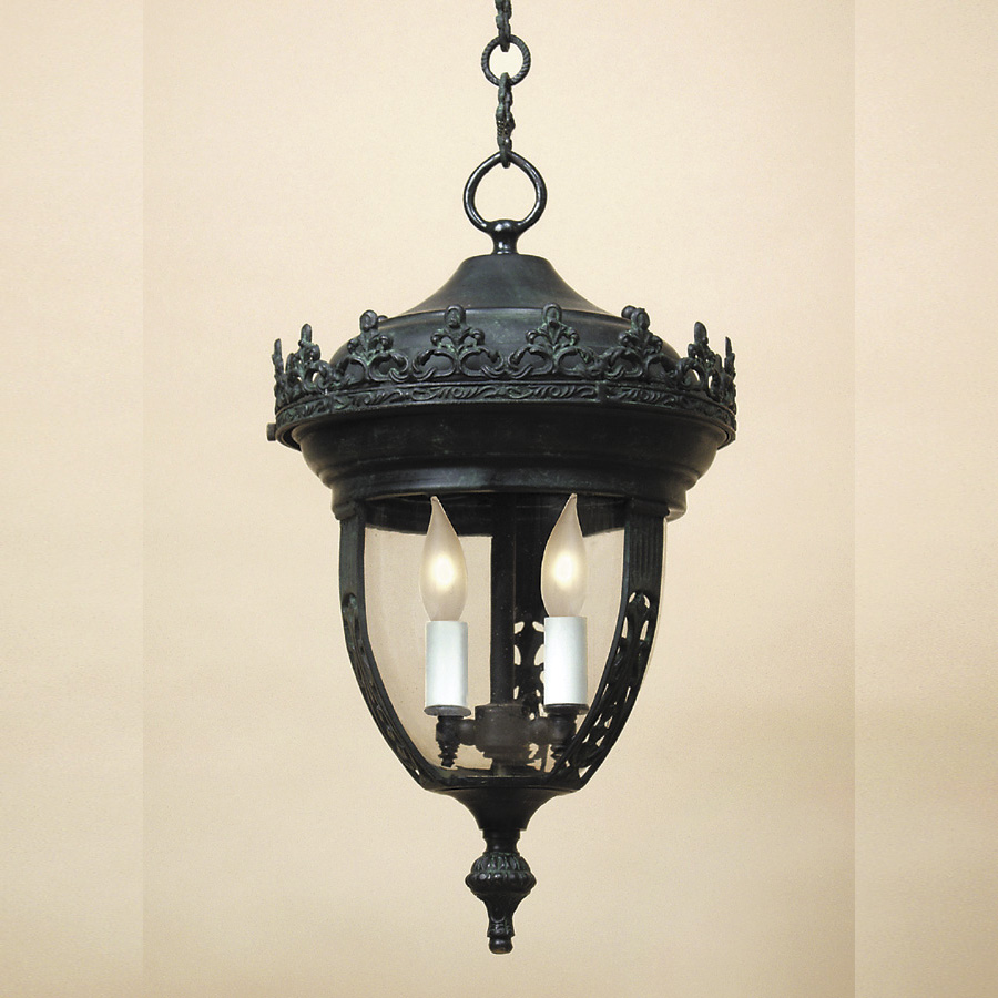 JVI Designs 1106 2 Candle Traditional Outdoor Hanging Light With Finish Options. Loading zoom & JVI Designs 1106 2 Candle Traditional Outdoor Hanging Light With ... azcodes.com